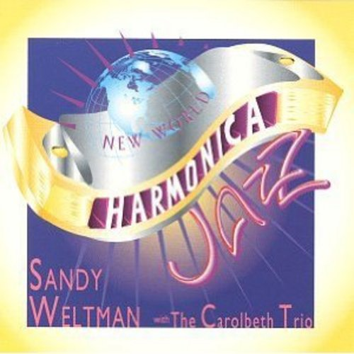 Product picture New World Harmonica Jazz  with Sandy Weltman