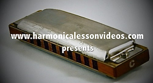 Product picture Gospel Harmonica Lesson/ Be Thou My Vision